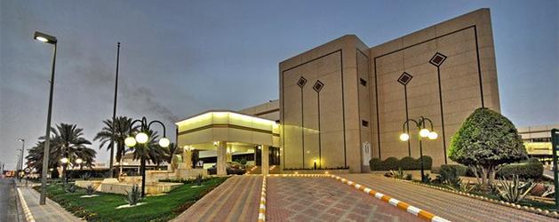 مستشفى الحرس الوطني خشم العان 13
